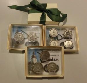 Daadetaler Geschenkkartons