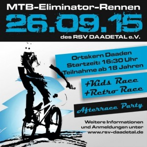 MTB-Eliminator-Rennen 2015